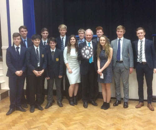 St Albans Girls win Debating Competition